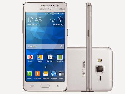 Como Resetar Samsung Galaxy Gran Prime Duos - Hard Reset