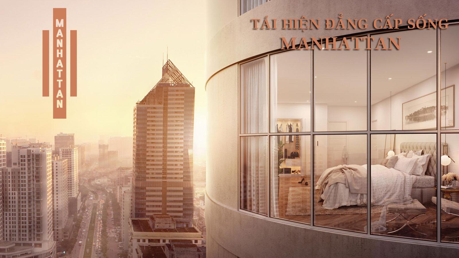 Chung cư Manhattan Tower Lê Văn Lương