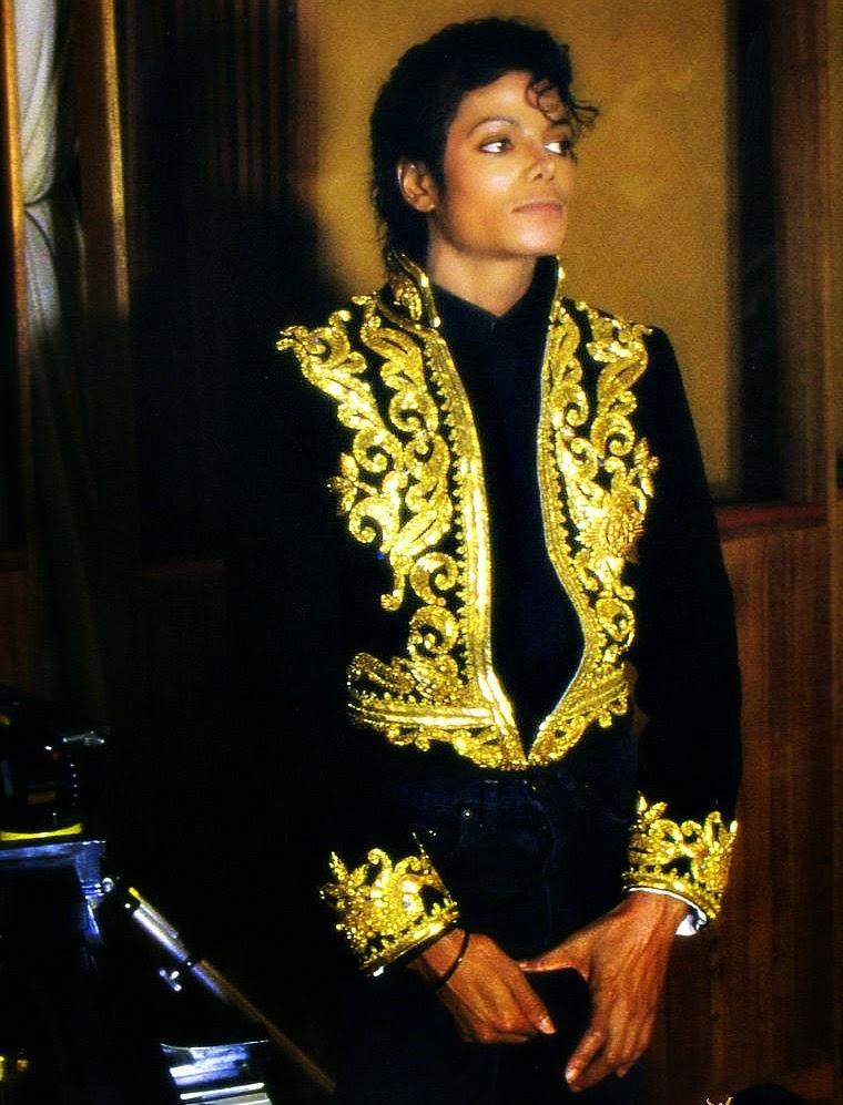 """Michael Jackson participou da composição de """"We Are the World"""""""