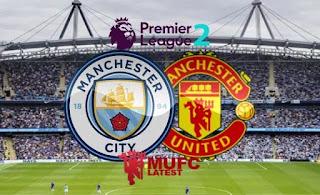 Jadwal Siaran Langsung Manchester City vs Manchester United di MNCTV