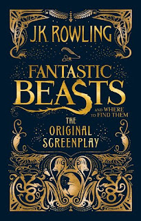 Fantastic Beasts, Harry Potter Universe, Screen play, movie, adventure, J. K. Rowling