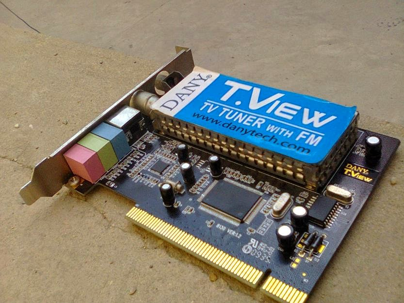 DANY T.VIEW TV TUNER CARD DRIVER FOR WINDOWS