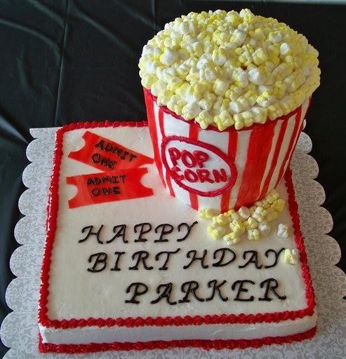 Eat My Cakes Popcorn Cake