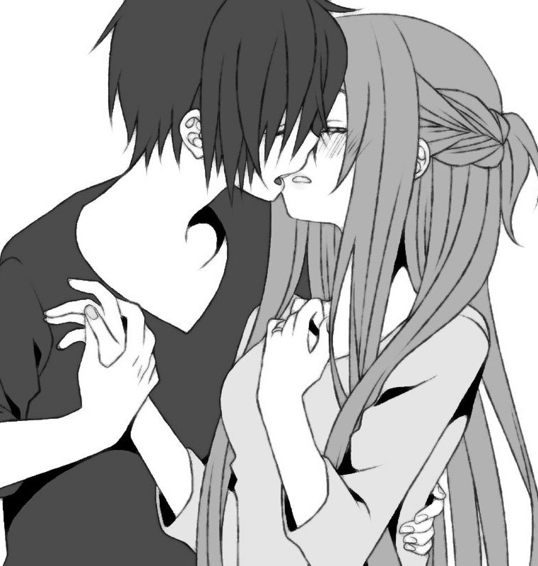 Cute Anime Couple Profile Pictures For Facebook Girls Dp
