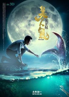 Download Film The Mermaid (2016) BluRay 720p Subtitle Indonesia