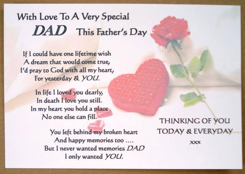 fathers day poems for dad in heaven from daughter textpoems org