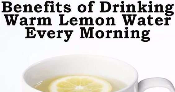 9 Benefits Of Drinking Warm Water Every Morning