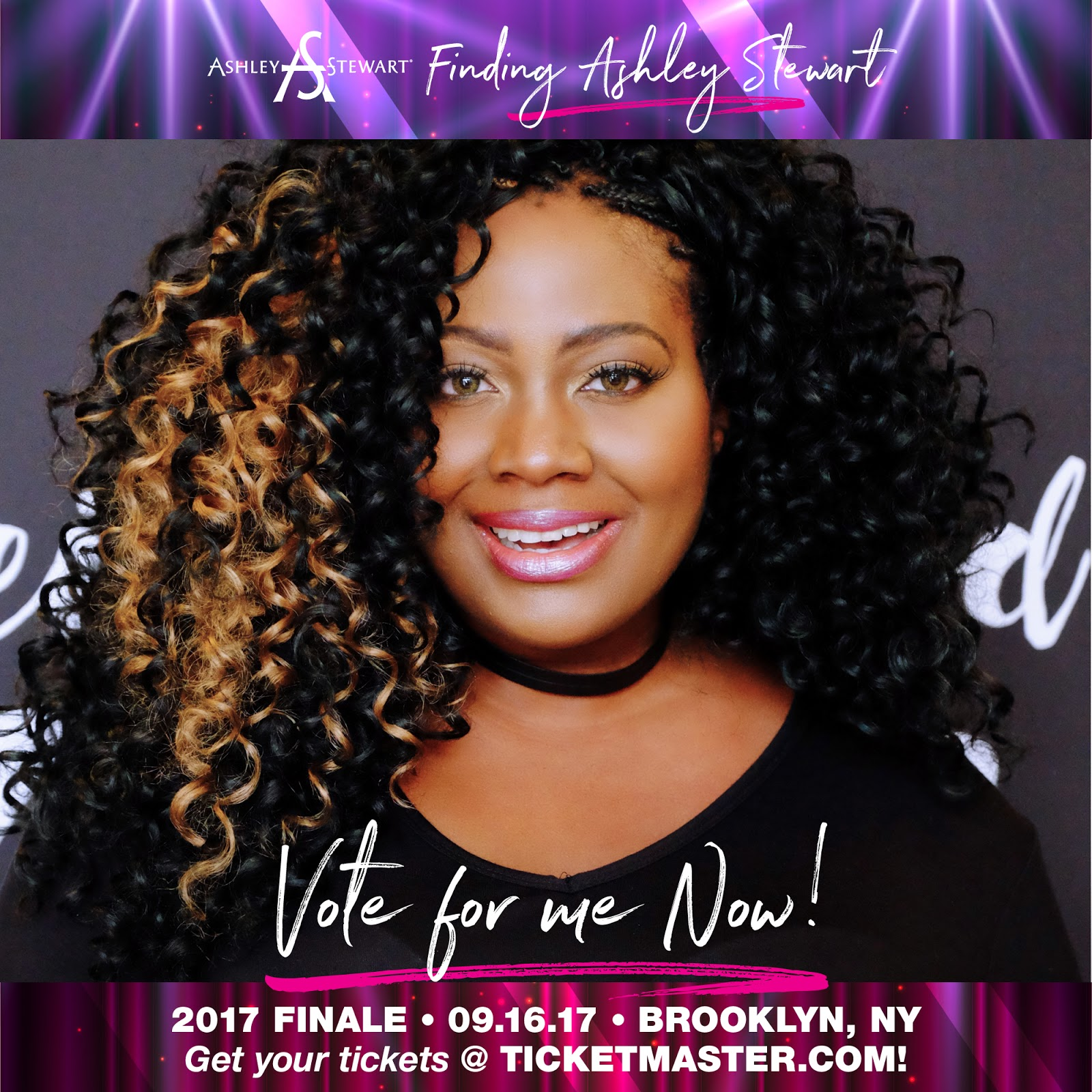 b445771f41 Diary of a Spoiled Diva  Finding Ashley Stewart 2017 - Join the search!