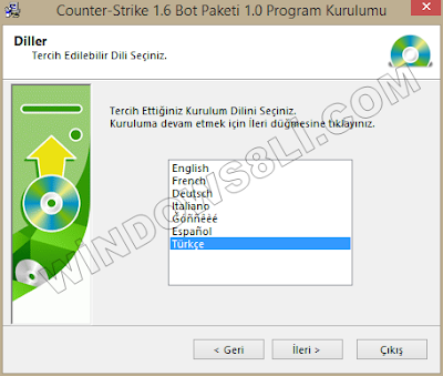 Counter Strike 1.6 Bot Paketi