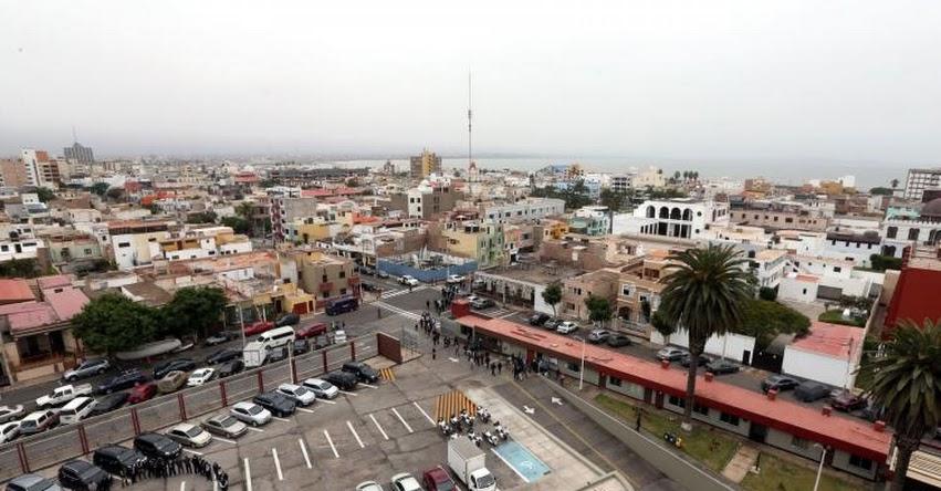 Sismo registrado esta madrugada en el Callao no ocasionó daños, informó el INDECI - www.indeci.gob.pe