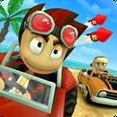 تحميل لعبة سباق بيتش باجى Beach Buggy Racing للاندرويد