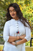 Kiran Chetwani in Denim and White Kurti  Exclusive 013.JPG