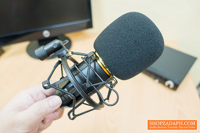 bm-800 condenser microphone lazada