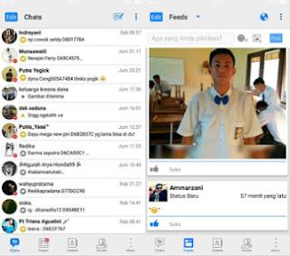 BBM Mod B-IOS V3.3.0.16 Apk