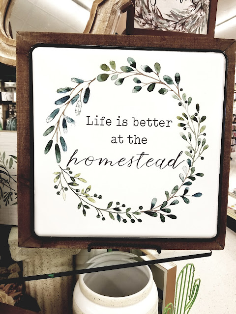 Life is better at the homestead.