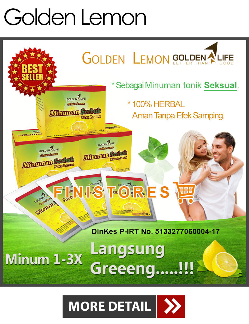 Jual Golden Lemon