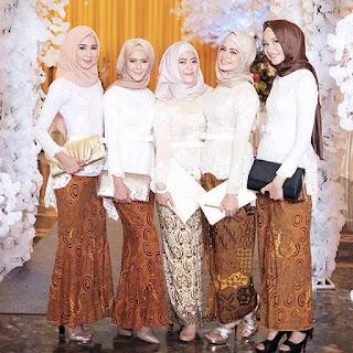Inspirasi Kebaya hijab Indonesia