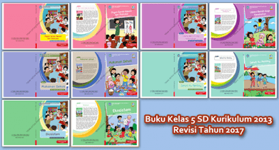 Buku K13 Kelas 5 Tema 4 Revisi 2017