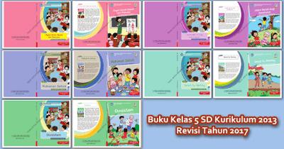 Buku Kelas 5 Tema 6 Revisi 2017