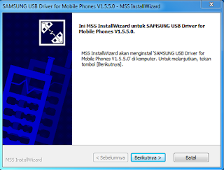 Download Samsung USB Driver for Mobile Phones Versi 1.5.5.0