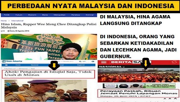 Menghina Islam, Rapper Terkenal Negeri Jiran Ditangkap, Netizen: Di Indonesia Orang Cina Yang Hina Islam Didukung Jadi Gubernur