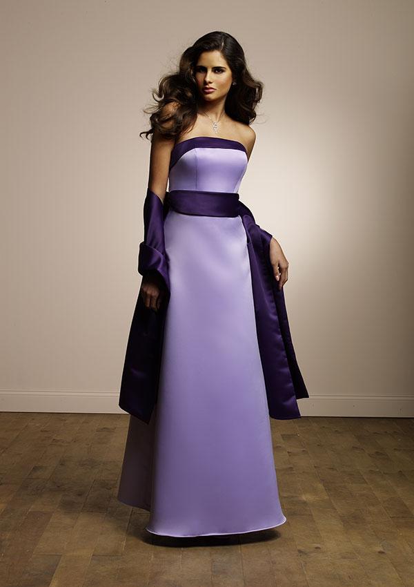 Purple Bridesmaid Dresses Designs Wedding Dress
