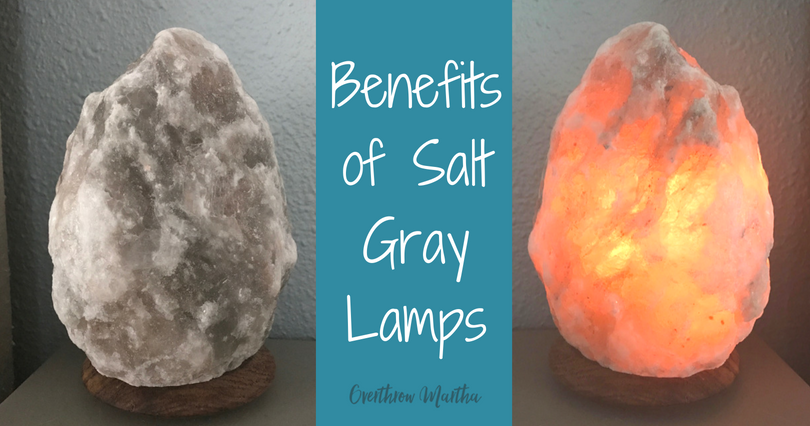 Natural Salt Lamps Do They Work : 5 Crazy Benefits of Salt Lamps Overthrow Martha