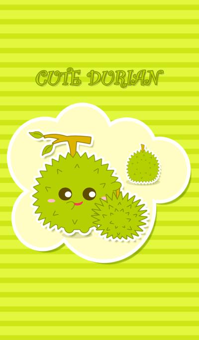 Cute Durian