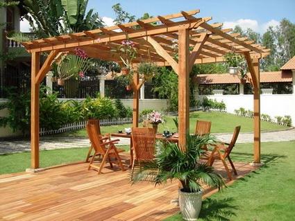 10 best pergola ideas for the garden 4