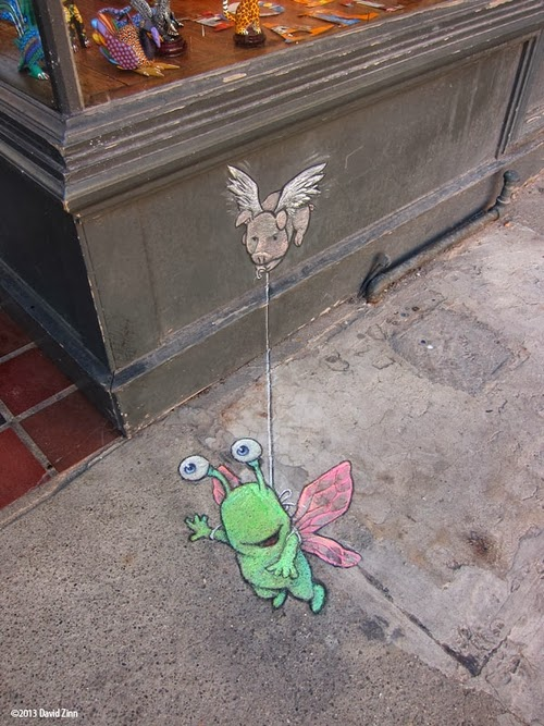 04-Assisted-Flight-Artist-David-Zinn-Chalk-Street-Art-www-designstack-co