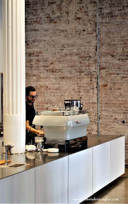 BLUE BOTTLE COFFEE, Los Angeles, vindex tengker