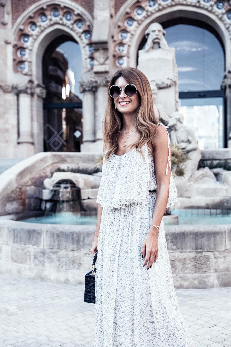 a trendy life fashion fashion blogger tcn tcn fashion show 080bcnfashion vestido vaporoso20180625 080 tcn 028 - VESTIDO MIDI VAPOROSO - 080 BARCELONA FASHION
