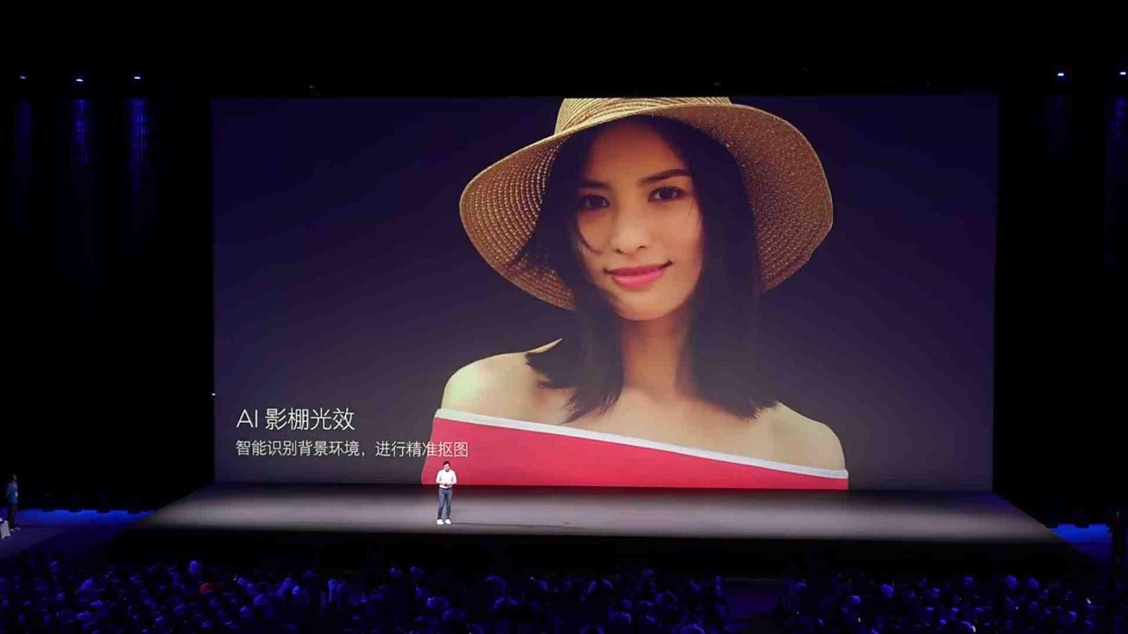 Xiaomi's studio lighting