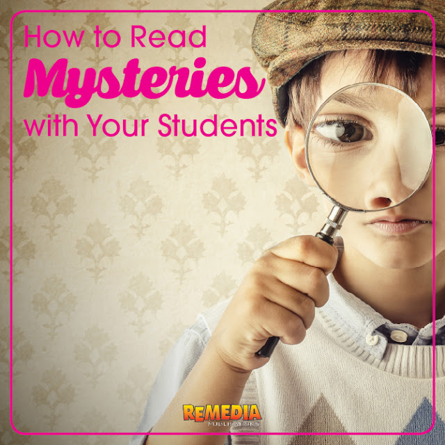 Mystery Genre | Part 2: How to Read Mysteries with Your Students | Remedia Publications