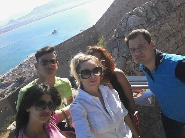 Εκπαιδευτική επίσκεψη του Δ.ΙΕΚ Άργους στο Παλαμήδι