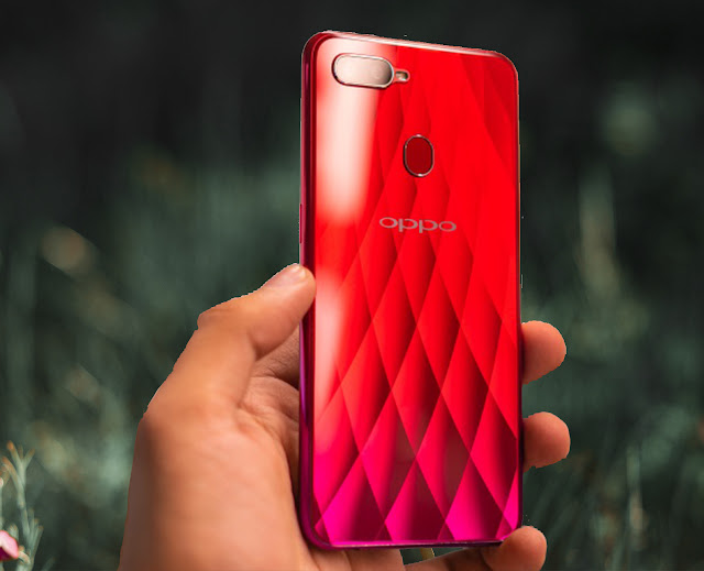 Oppo F9 Hands-On and First Impression