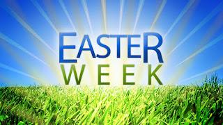 Easter Week 2017