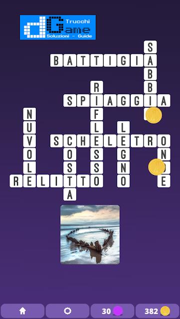 Soluzioni One Clue Crossword livello 11 schemi 4 (Cruciverba illustrato)  | Parole e foto