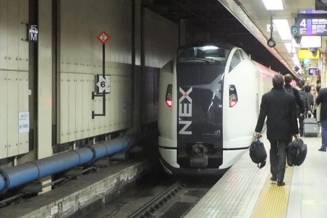narita-express 成田エクスプレス