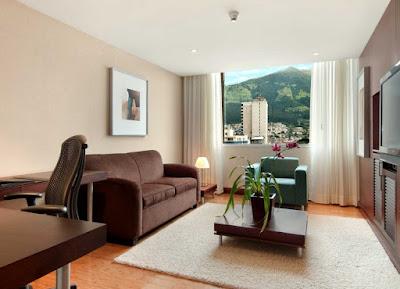 Hotel en Quito - Hotel Hilton Colón Quito