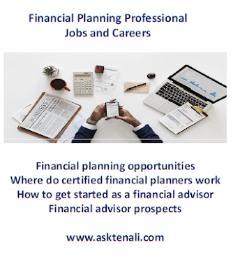 Certified financial planner job description