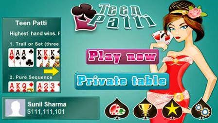 Page Teen Patti Video New 86