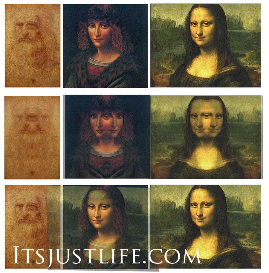 Digital Scans Reveal Mona Lisa Secrets | www.pixshark.com ...