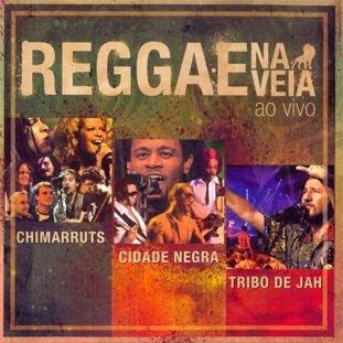 baixar capa Reggae Na Veia: Ao Vivo