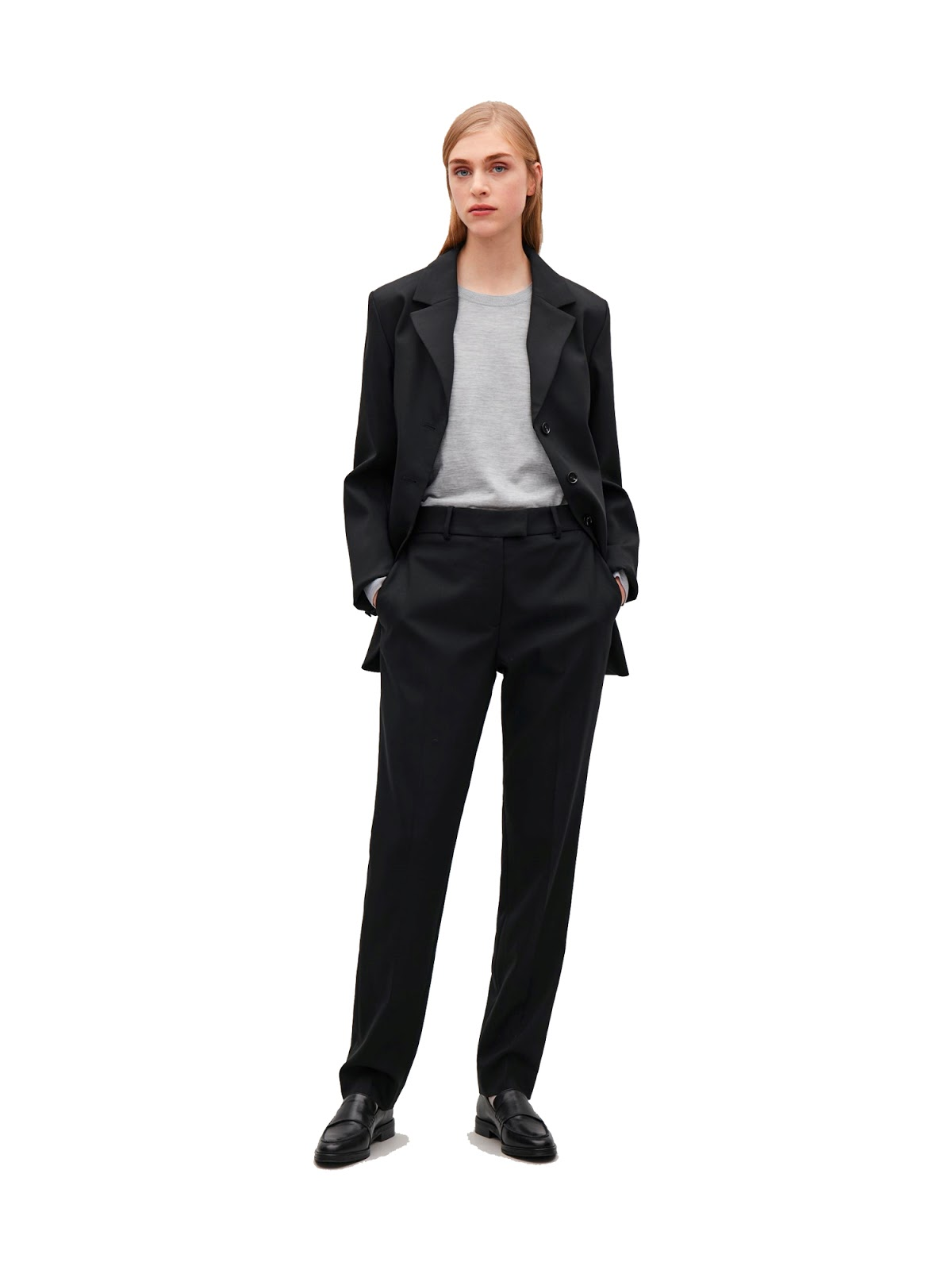 Autumn, COS, 2017, trends, pantsuit