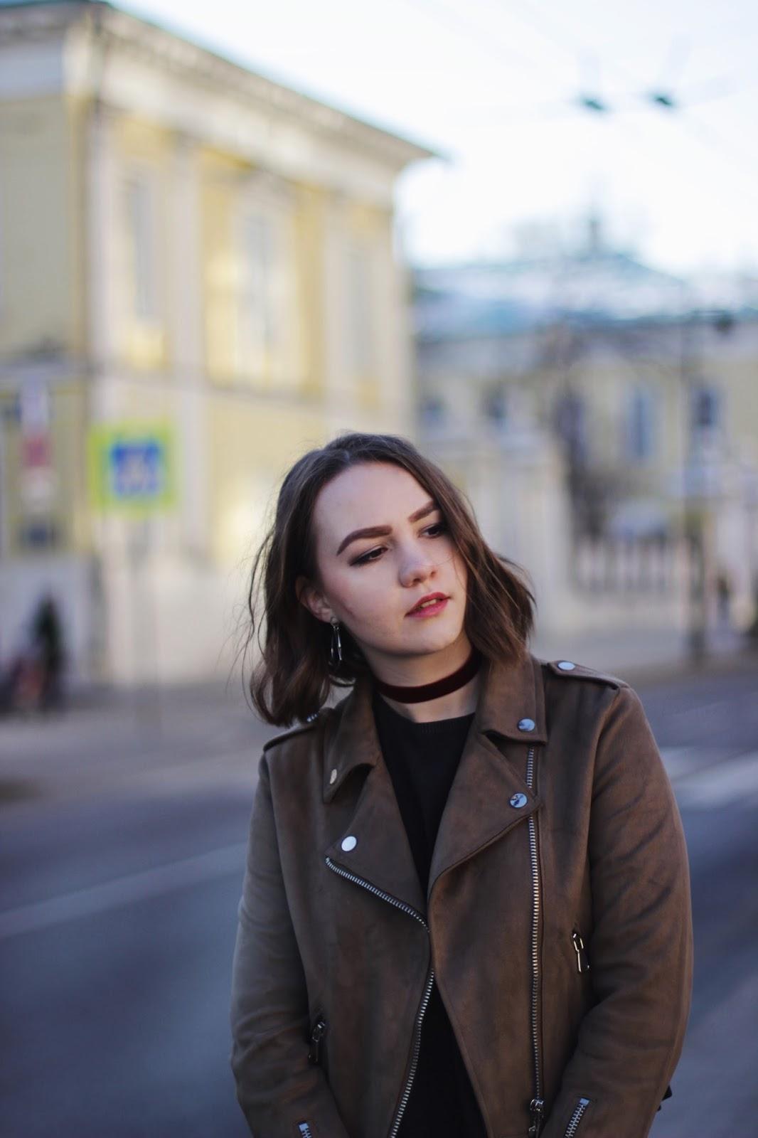 Choker Styling | Fashion Blogger