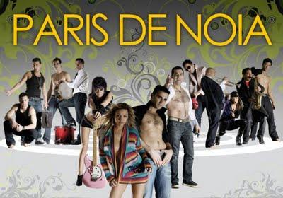 Orquesta París de Noia