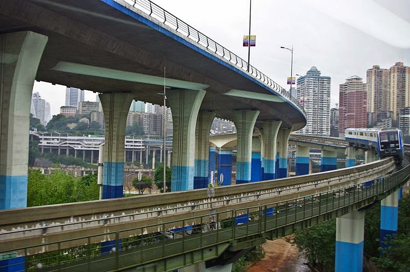 The Chongqing Rail Transit (CRT) also known as Chongqing Metro, is a metro system in Chongqing, China that has been in operation since 2005.