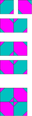 how to make a quilt block pattern by the quilt ladies