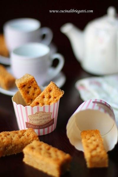 biscotti al burro scozzesi ricetta